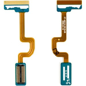 Flat Cable for Samsung M2310 Cell Phone, (for mainboard, with components)