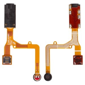 Handsfree Connector for Samsung P1000 Galaxy Tab, P1010 Galaxy Tab  Tablets, (with microphone, with flat cable)
