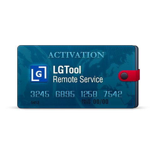 LGTool Remote Services Activation