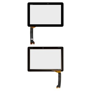 Touchscreen for Asus MeMO Pad 10 ME102A Tablet, (black) #MCF-101-1856-01-FPC-V1.0