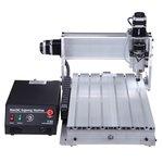 Máquina fresadora CNC de sobremesa de 3 ejes ChinaCNCzone 4030 (800 W)