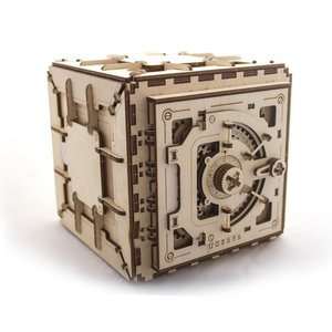 Механический 3D-пазл UGEARS Сейф