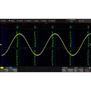 ПО логического анализатора SIGLENT SDS-5000X-16LA для SIGLENT SDS5000X