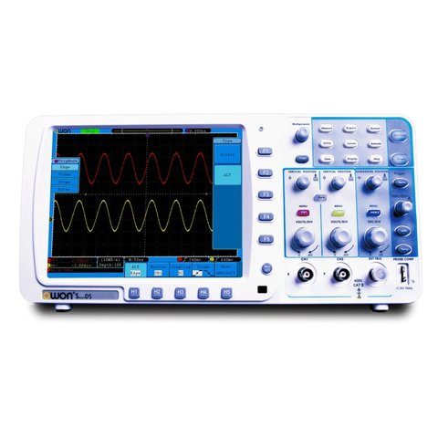 Цифровий осцилограф OWON SDS7102 V