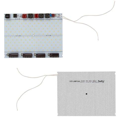 Модуль зі світлодіодами 164*124 мм 3000 лм 30 Вт NW  4000 4500K