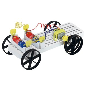 Конструктор Artec Универсальный автомобиль для экспериментов
