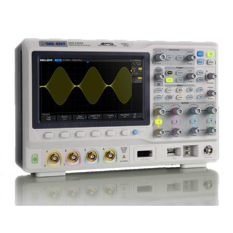 Super Phosphor Oscilloscope SIGLENT SDS2204X