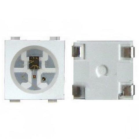 LED 0.3 W RGB, 4 pin, WS2812B