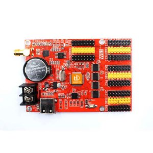 Huidu HD-W63 LED Display Module Control Card (1024×128, 2048×64)